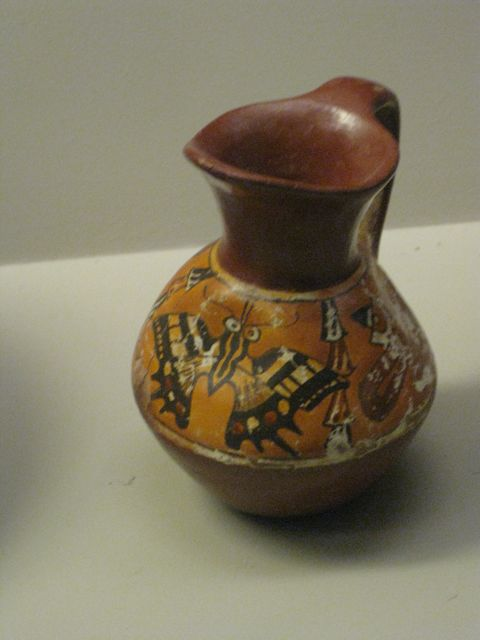 Central American ewer